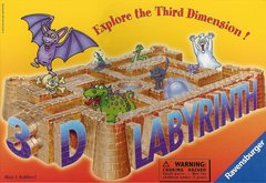 3-D Labyrinth: 2002 Edition