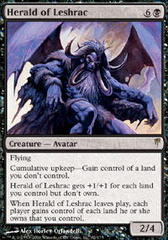 Herald of Leshrac