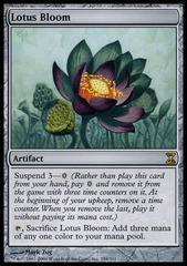 Lotus Bloom on Channel Fireball