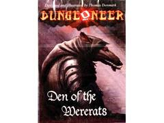 Dungeoneer: Den of the Wererats