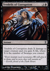 Tendrils of Corruption