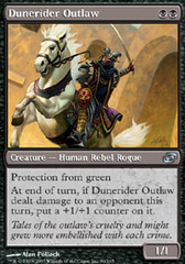 Dunerider Outlaw on Channel Fireball
