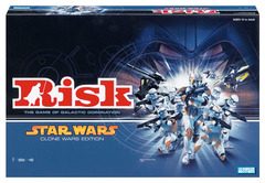 Risk - Star Wars Clone Wars Edition