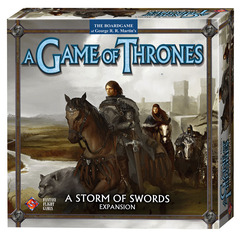 A Game of Thrones : A Storm of Swords Expansion