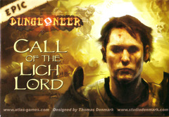 Epic Dungeoneer: Call of the Lichlord