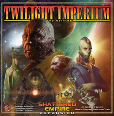Twilight Imperium 3rd Edition: Shattered Empire on Channel Fireball