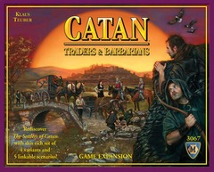 Catan: Traders and Barbarians on Channel Fireball