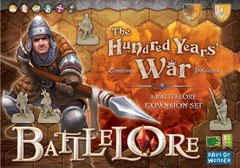 BattleLore: The Hundred Years' War – Crossbows & Polearms