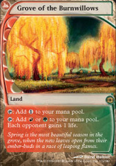 Grove of the Burnwillows on Channel Fireball
