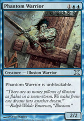 Phantom Warrior on Ideal808
