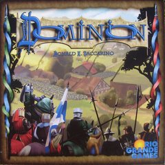 Dominion (1st Edition, OOP)