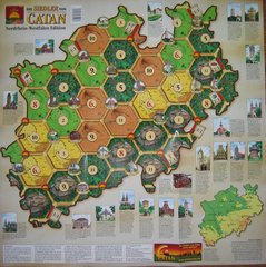 Catan Geographies: North Rhine - Westphalia