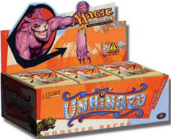 Unhinged Booster Box on Channel Fireball