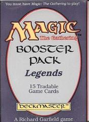 Legends Booster Pack on Channel Fireball