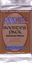 Unlimited Booster Pack