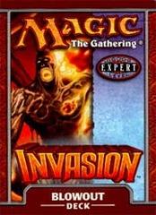 Invasion Blowout Precon Theme Deck
