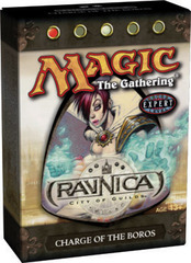 Ravnica Charge of the Boros Precon Theme Deck on Channel Fireball