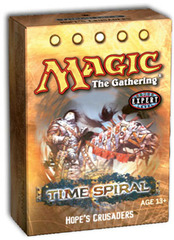 Time Spiral Hope's Crusaders Precon Theme Deck MTG, Sealed