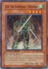 The Six Samurai - Nisashi - GLD2-EN020 - Common - Limited Edition on Channel Fireball