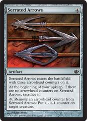 Serrated Arrows on Channel Fireball