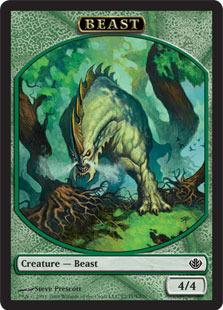 Beast Token - 4/4