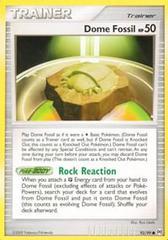 Dome Fossil - 92/99 - Common