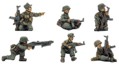 Begleit Assault Platoon, StuG Batterie