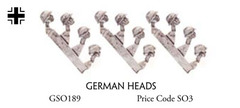 German Heads