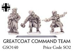 Greatcoat Command Team