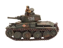 Panzer 38(t) B or C
