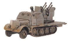 SdKfz 7/1 (Quad 2cm) - Mid, Late