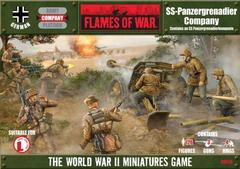 SS-Panzergrenadierkompanie - Platoon Box Sets