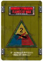 2nd Armored Division Gaming Set
