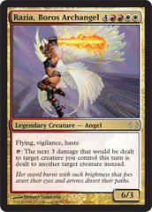 Razia, Boros Archangel on Channel Fireball