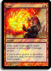 Char (15th Anniversary Foil) on Channel Fireball