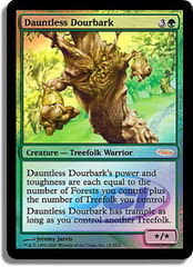 Dauntless Dourbark (2008 States Foil) on Channel Fireball
