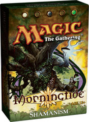 Morningtide Shamanism Precon Theme Decks