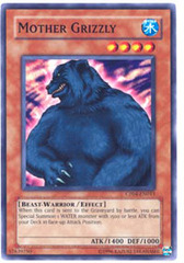 Mother Grizzly - CP04-EN013 - Common - Promo Edition on Channel Fireball
