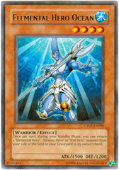 Elemental Hero Ocean - CP07-EN006 - Rare - Unlimited Edition