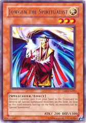Jowgen the Spiritualist - DB2-EN001 - Rare - Unlimited Edition