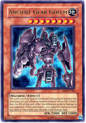 Ancient Gear Golem - DR3-EN186 - Ultra Rare - Unlimited Edition