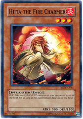 Hiita the Fire Charmer - DR3-EN208 - Common - Unlimited Edition