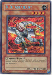 D.D. Assailant - DR04-EN244 - Secret Rare - Unlimited Edition