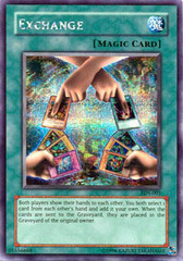 Exchange - EDS-001 - Secret Rare - Promo Edition