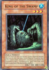 King of the Swamp - HL1-EN006 - Super Rare - Promo Edition