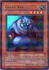 Giant Rat - HL03-EN001 - Parallel Rare - Promo Edition on Channel Fireball
