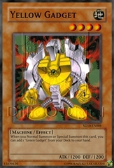 Yellow Gadget - HL07-EN006 - Parallel Rare - Promo Edition on Channel Fireball