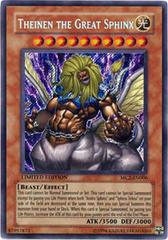 Theinen the Great Sphinx - MC2-EN006 - Secret Rare - Limited Edition