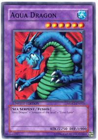 Aqua Dragon - MDP2-EN013 - Common - Promo Edition