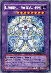 Elemental Hero Terra Firma - PP02-EN009 - Secret Rare - Unlimited Edition on Channel Fireball